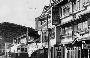伊勢山田の歴史画像